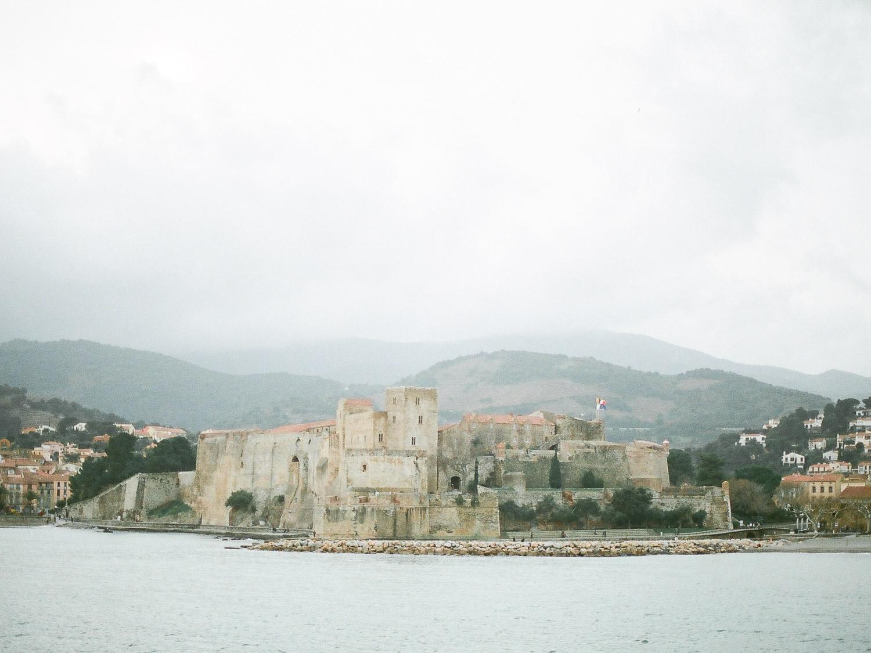 chateau de collioure